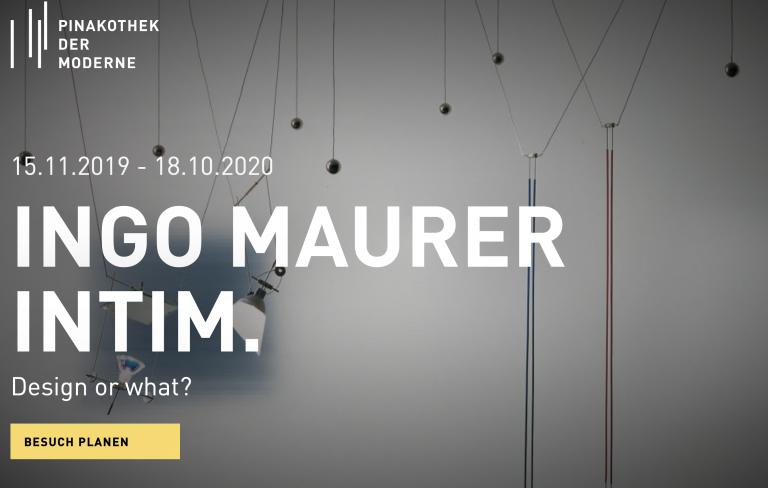 Ingo Maurer - ein Künstler des Lichts und seine YaYaHo.
