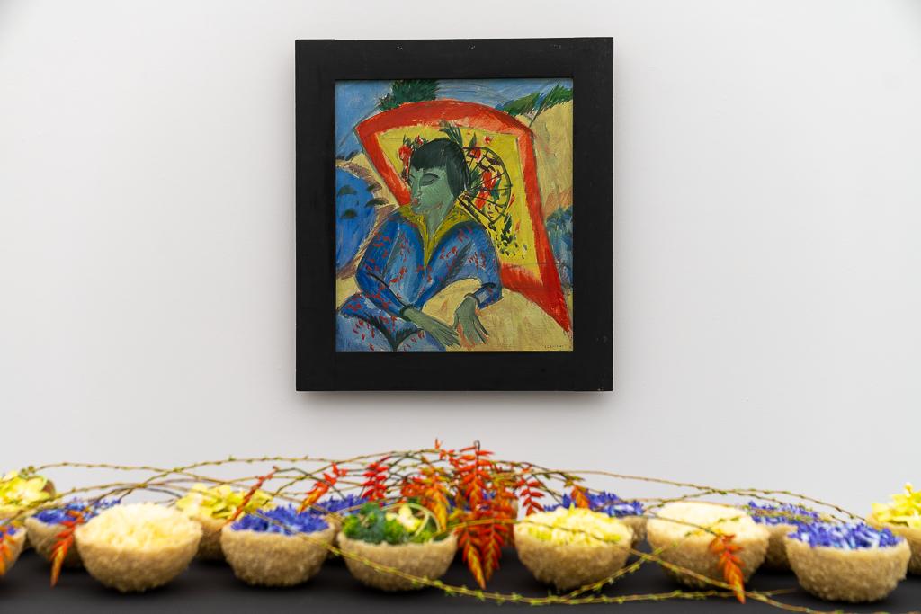 Flowers to Arts: Elsbeth Leuenberger und Anita Schibli; Ernst Ludwig Kirchner