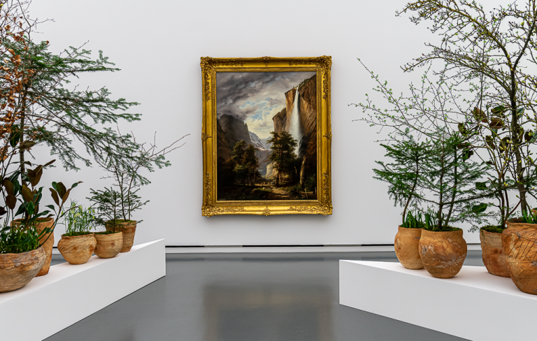 Flowers to Arts: Florist Severin Stadler, Alexandre Calame