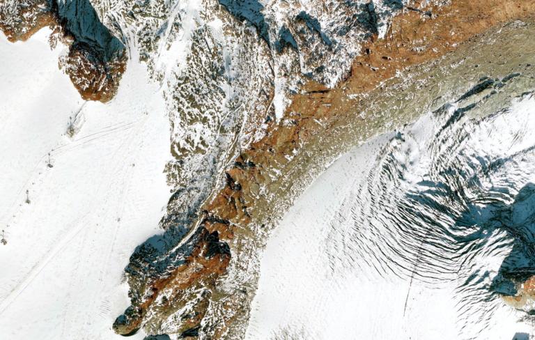 Blicke aus dem Weltall mit Google