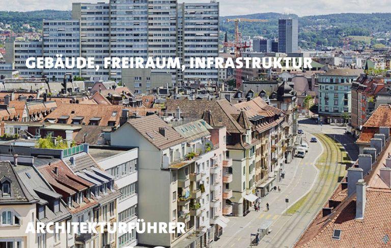 Architekturführer. Gebäude, Freirau, Infrastruktur