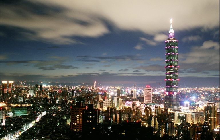 Taipei 101, Image © Chris (Flickr) under license CC By 2.0