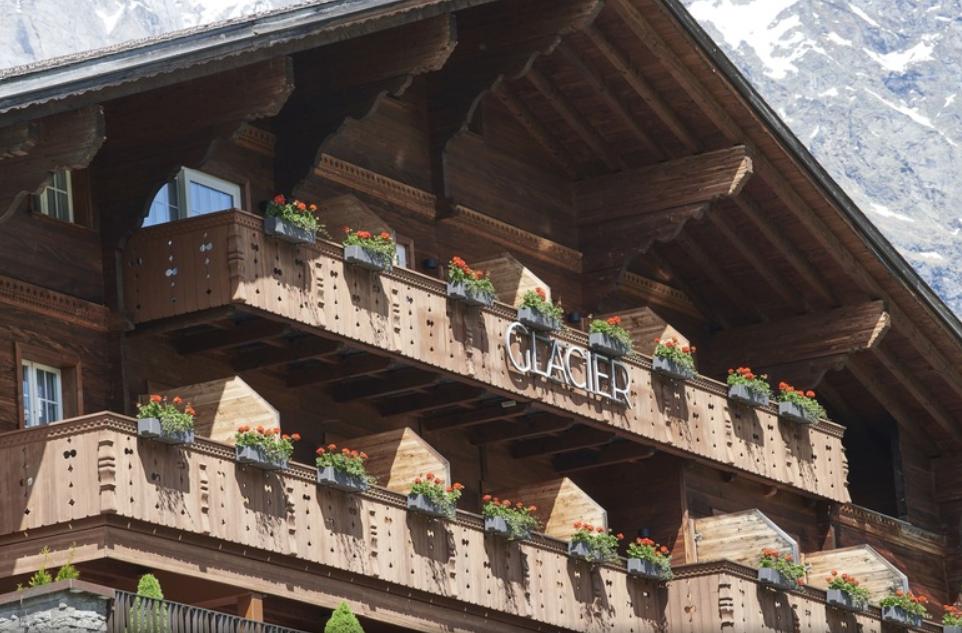 Hotel Glacier in Grindelwald