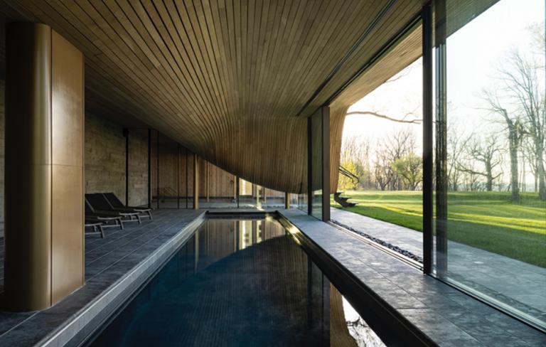 Reimagining the Modern Log Cabin