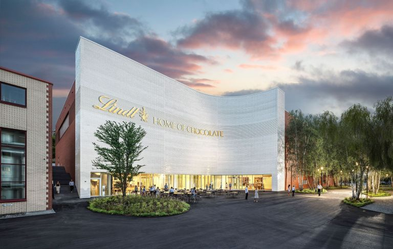 Lindt, Home of Chocolate, Photo Michel Jaust