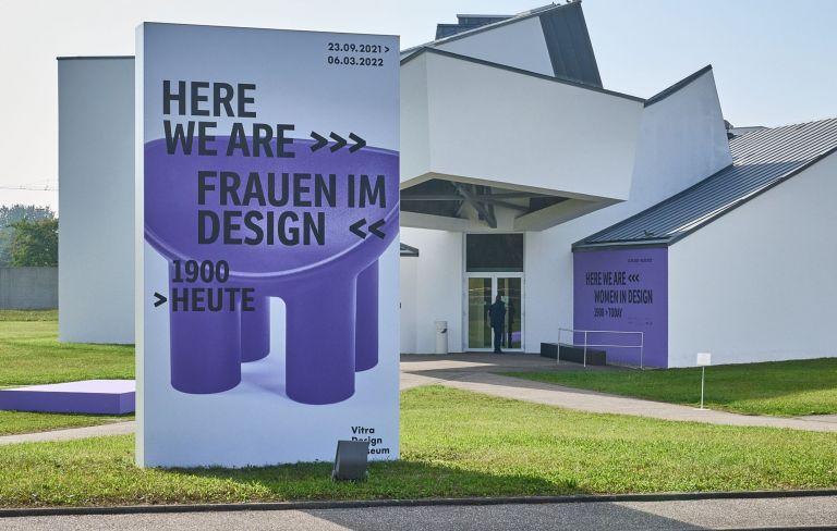 Aussenansicht Vitra Design Museum, © Vitra Design Museum; Foto: Christoph Sagel