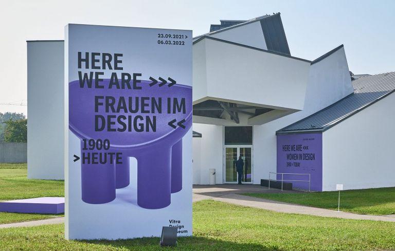 Aussenansicht Vitra Design Museum, © Vitra Design Museum; Photo: Christoph Sagel